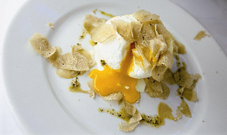 Egg & White Truffle