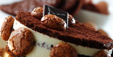 Semifreddo Cake