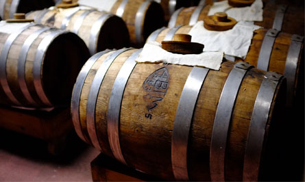 Balsamic Barrels