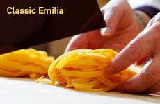 Learn all about Classic Emilian cuisine with the Yummy Italy cookery course