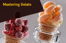 Master Italian gelato in the Yummy Italy cookery course