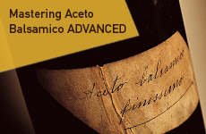 Advanced Mastery of Aceto Balsamic course with Yummy Italy