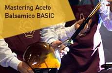 Basic Mastery of Aceto Balsamic course with Yummy Italy