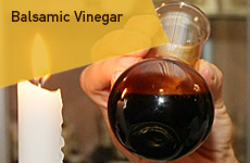 Learn about Balsamic vinegar with Yummy Italy